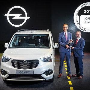 Opel Combo ve Michael Lohscheller - Jarlath Sweeney