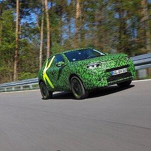 Opel Mokka Test Sürüşlerine Başladı