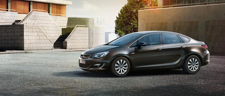 Opel Sedan