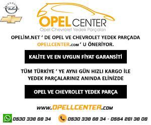 Opellcenter online yedek parça satış sitesi